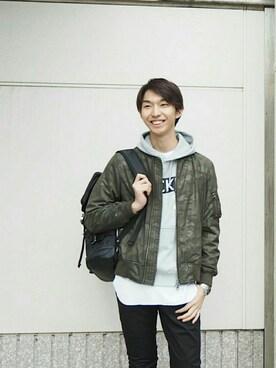 ラトルトラップ名鉄メンズ館店|べーやん &meitetu  staffさんの(RATTLE TRAP|ラトルトラップ)を使ったコーディネート