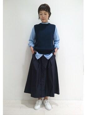 Bshop 京都店 IMAIさんの(FWK by engineered garments)を使ったコーディネート