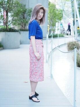 CITY SHINJUKU|HARUKA.Mさんのコーディネート