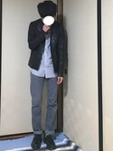 「Dr Martens Original Adrian Tassle Loafer(Dr. Martens)」 using this zawa looks