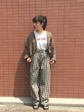 Kastane 千葉店 yukino satoさんのコーディネート