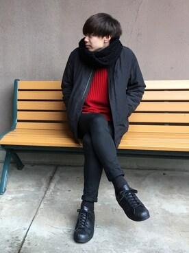 Ryoさんの(MONKEY TIME|モンキータイム)を使ったコーディネート