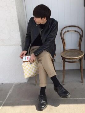 Ryoさんの(REN|レン)を使ったコーディネート