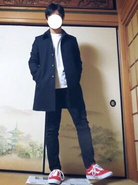 yoshi_11さんの(UNITED TOKYO|ユナイテッドトウキョウ)を使ったコーディネート