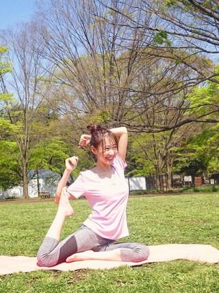 西川 瑞希さんの(yoga)を使ったコーディネート