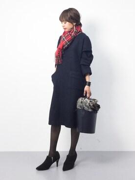 ZOZOTOWN|erikoさんの(URBAN RESEARCH DOORS WOMENS|アーバンリサーチ ドアーズ ウィメンズ)を使ったコーディネート