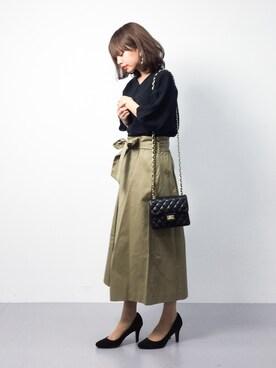 ZOZOTOWN|erikoさんの(PLAIN CLOTHING|プレーンクロージング)を使ったコーディネート