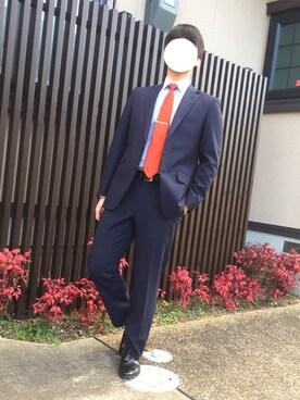 ニャッキさんの(TAKEO KIKUCHI|タケオキクチ)を使ったコーディネート