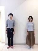 ayumiさんの「converse(コンバース) ALL STAR OX(オールスターOX)(CONVERSE|コンバース)」を使ったコーディネート