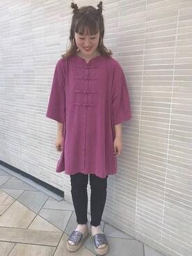アナザーエディション ルミネエスト新宿店|Yuki Toidaさんの(Another Edition|アナザーエディション)を使ったコーディネート