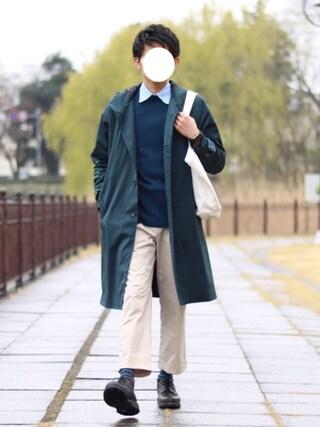 howellさんの「ラバースムスフードコート(UNITED TOKYO|ユナイテッドトウキョウ)」を使ったコーディネート