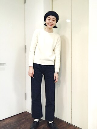 「GEELONG LAMB 15H(A.P.C.)」 using this Kanoco looks