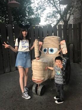 「チーズケーキバックパック(RUBY AND YOU)」 using this 郭小啾现在的号 looks