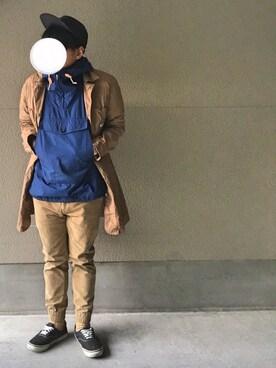 1さんの(Battenwear|バテンウエア)を使ったコーディネート