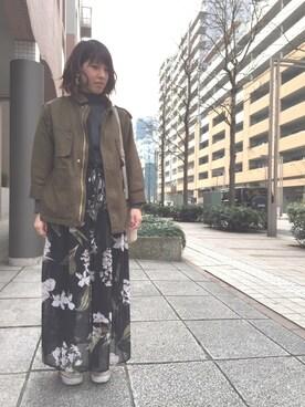 みっこさんの(Omekashi|オメカシ)を使ったコーディネート