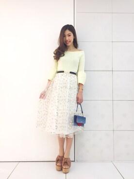 MIIA札幌パセオ店|YURINAさんのコーディネート