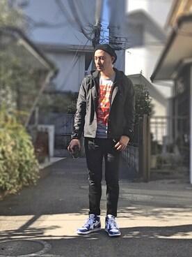 CIAOPANIC TYPY|Yusuke Tanakaさんの(NIKE|ナイキ)を使ったコーディネート