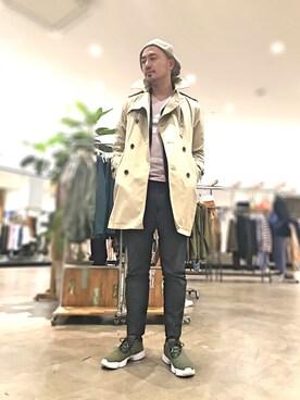 CIAOPANIC TYPY Yusuke Tanakaさんの(CIAOPANIC TYPY チャオパニックティピー)を使ったコーディネート