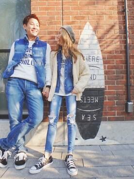 【男女別】おすすめのサーフ系のブランド・ファッションコーデ