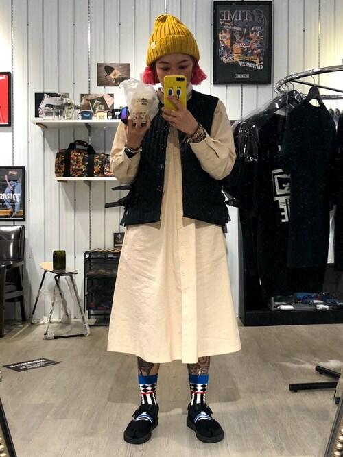 JimmaC≮占͘麻͘氏͘≯使用「Suicoke(Suicoke - 足袋スタイル サンダル - men - ネオプレン/rubber - 10)」的時尚穿搭