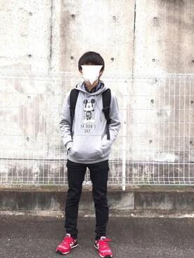 hideyukiさんの(STUDIOUS|ステュディオス)を使ったコーディネート