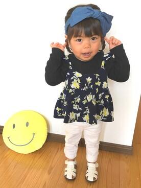 shiina♡♡さんの(GLOBAL WORK|グローバルワーク)を使ったコーディネート