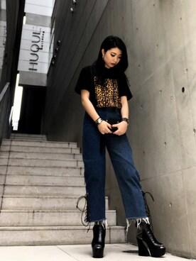 ROYAL FLASH 南船場 yurina katsuraさんの(77circa ナナナナサーカ)を使ったコーディネート