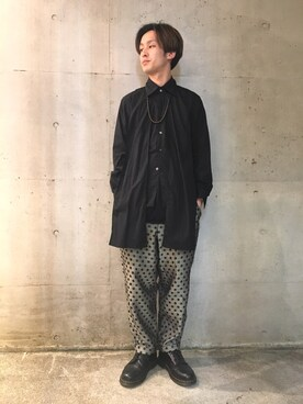 RENJISHI AOYAMA|h.motohashiさんの(FLORIAN)を使ったコーディネート
