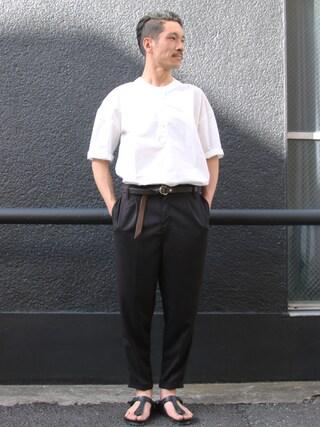 Audience atelier shop [ 実店舗&Web Store ]|Nishinaさんの(Audience|オーディエンス)を使ったコーディネート