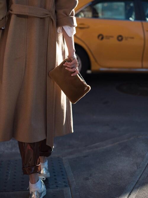 Yulia F. Kirpalani is wearing THE ROW