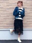 舞妓 is wearing ZARA