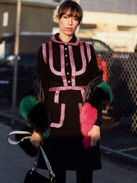 (GUCCI) using this Thania Peck looks