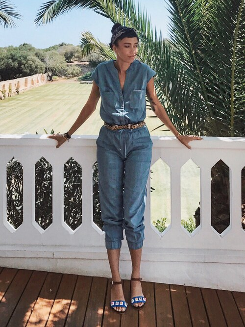 (Anthropologie) using this Thania Peck looks