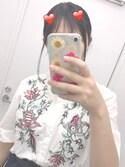 (H&M) using this rina looks
