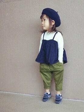 hayumiさんの(apres les cours|アプレレクール)を使ったコーディネート