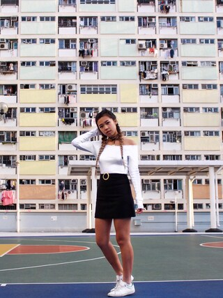 (Brandy Melville) using this Sophie Leung looks