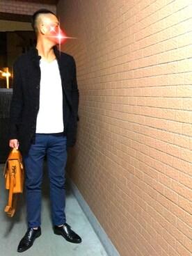 rintosaku papaさんの(ZARA|ザラ)を使ったコーディネート