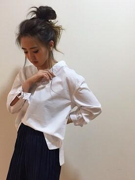 UNRELISH 広島PARCO店|ishida_meiさんの(UNRELISH|アンレリッシュ)を使ったコーディネート