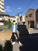 拓真さんの「NIKE AIR MAX 90 ESSENTIAL【SP】(NIKE|ナイキ)」を使ったコーディネート