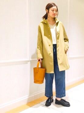 「フードコート WOMEN(ORCIVAL)」 using this Bshop 有楽町ルミネ店|miura looks
