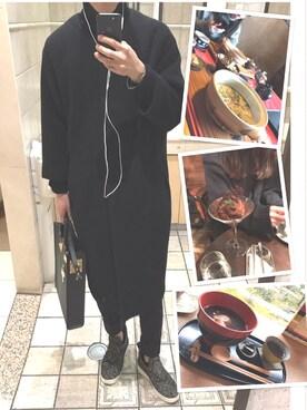 Naoki Nisikawaさんの(CELINE|セリーヌ)を使ったコーディネート