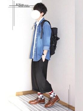 JUN:reさんのコーディネート