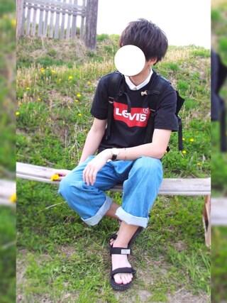 「SHAKA/シャカ 別注 CLIMBING(FREAK'S STORE)」 using this JUN:re looks