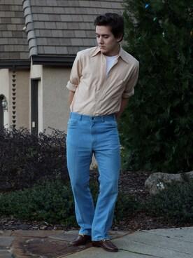 (LEVI'S VINTAGE CLOTHING) using this alex looks