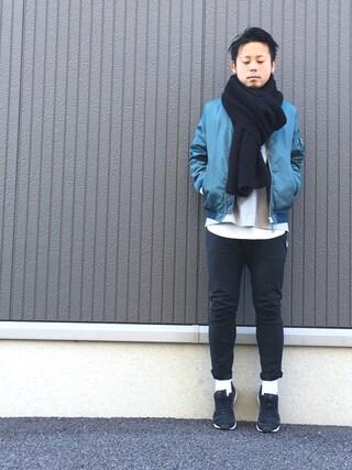 ShiNichiさんの「NIKE CHALLENGER【SP】(NIKE ナイキ)」を使ったコーディネート