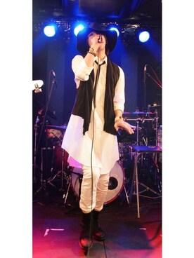 TOMOKI Sxxxさんの(KIJIMA TAKAYUKI キジマ タカユキ)を使ったコーディネート