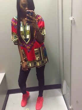 (FOREVER 21) using this Ebony  looks