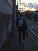 yusakuさんの「N9205(UNDERCOVER|アンダーカバー)」を使ったコーディネート