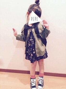 pepeさんの(H&M|ヘンネスアンドモーリッツ)を使ったコーディネート
