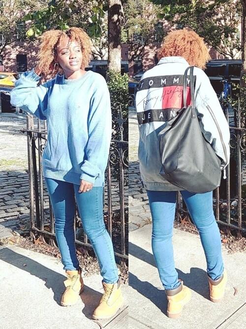 ae1090f3737c6 石川AKIさんの「ASOS Minimal Drawstring Shoulder Bag With Detachable Strap(Asos)